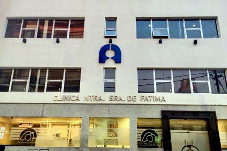 La clínica bonaerense que no registra internaciones desde hace más de una semana