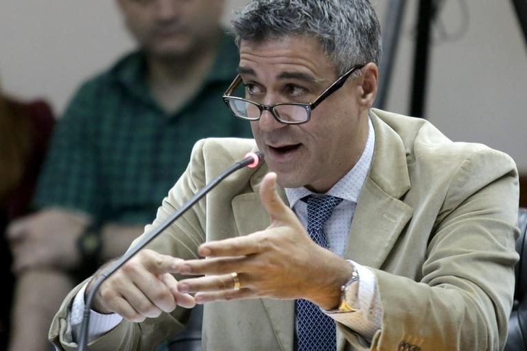 Daniel Rafecas, espera en silencio