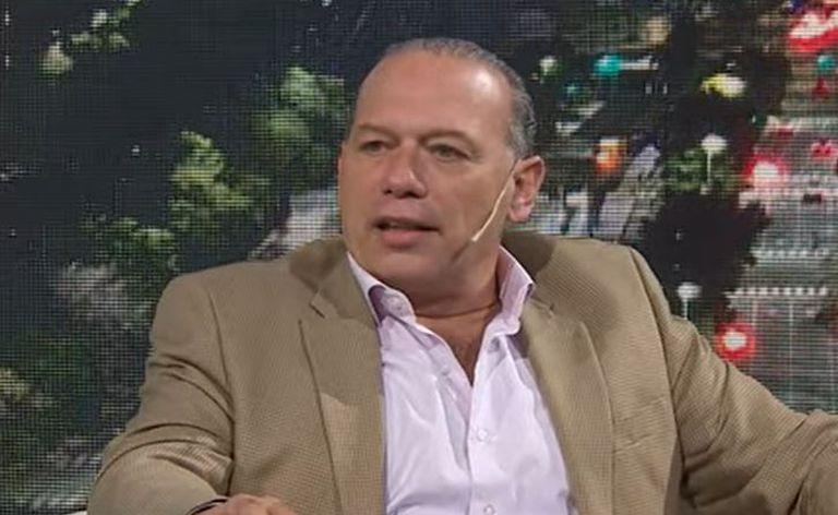 """Sergio Berni: """"Expropiar no es lo mismo que usurpar"""""""