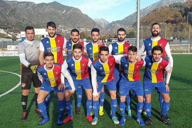 Gerard Piqué sumó a Lionel Messi y a Cesc Fabregas a su proyecto de Andorra FC