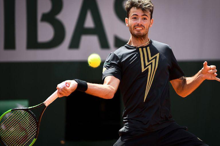 Juan Ignacio Londero no pudo con el chileno Jarry en la final del ATP de Bastad