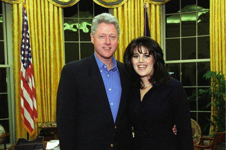 """Clinton justificó su affaire con Lewinsky: """"Lo hice para manejar mis ansiedades"""""""