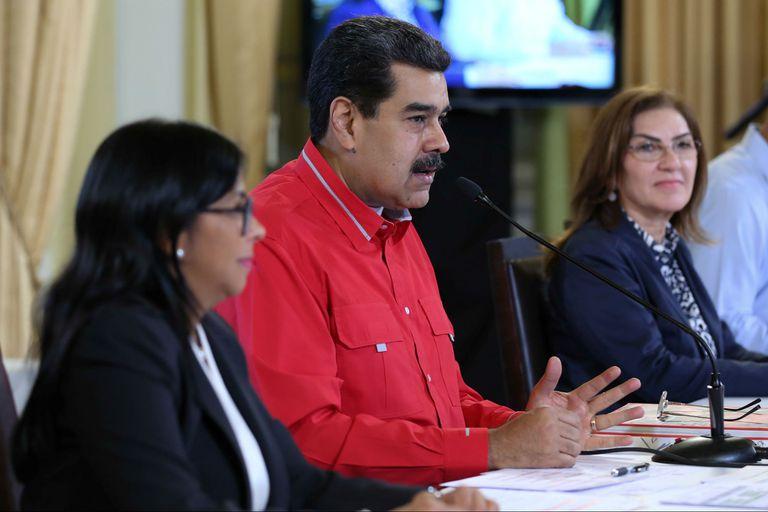 El informe advirtió al gobierno de Maduro por las persecuciones, ejecuciones y los presos políticos