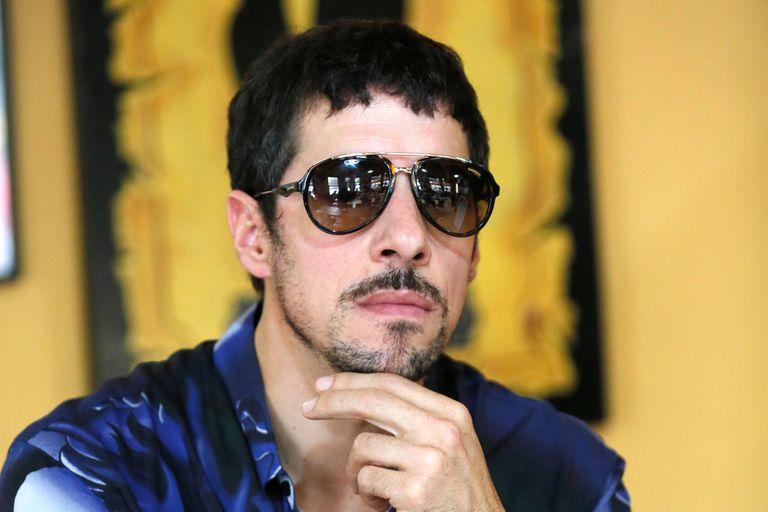 El actor se destaca en Campanas en la noche en el rol del villano Vito Paternó,