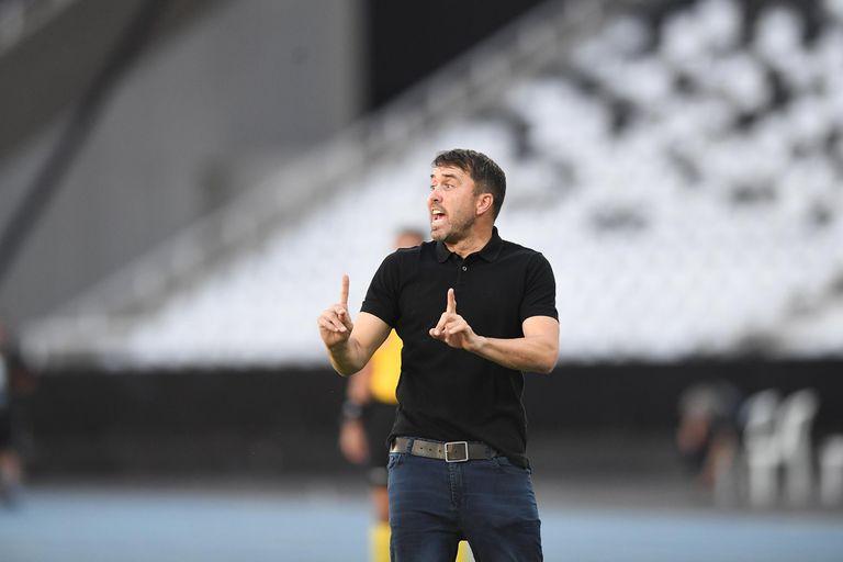 Coudet se fue de inter: aceptó una propuesta para ser DT de Celta de Vigo
