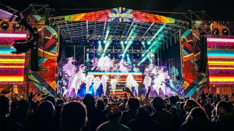 El Lollapalooza 2017 contará con bandas internacionales como Metallica, The Weeknd y The  XX