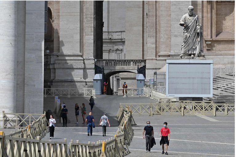 El juicio que comenzó hoy en el Vaticano es por abusos sexuales cometidos entre 2007 y 2012