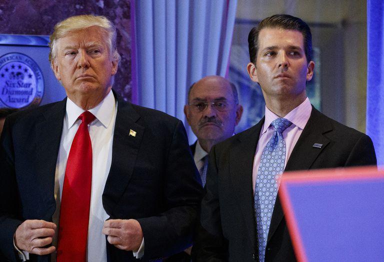Se entregó a las autoridades un hombre clave del imperio empresarial de Donald Trump