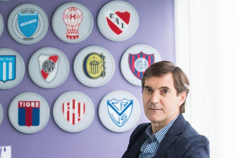 El ex presidente de la Superliga decidió dar un paso al costado, a partir de la decisión de los clubes de devolverle todo el poder a la AFA