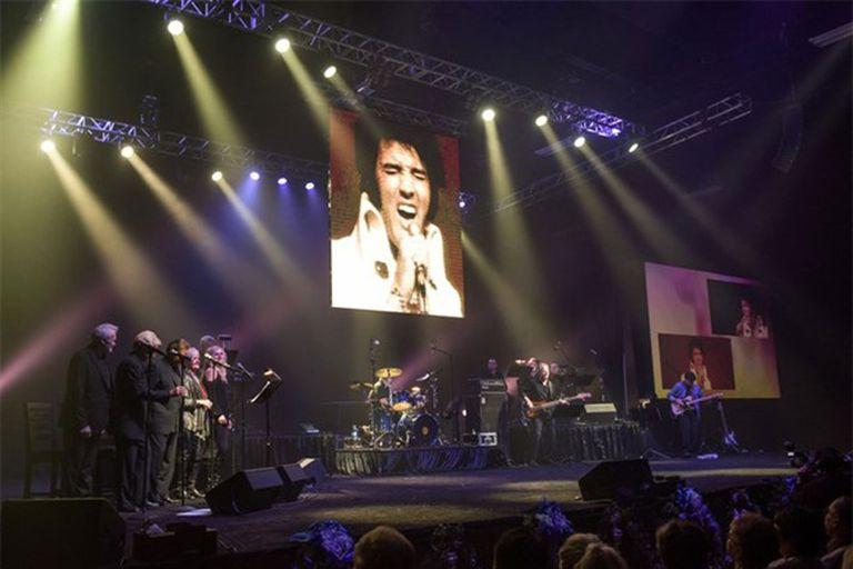 Elvis Live: Priscilla Presley trae un show inspirado en el Rey del rock and roll