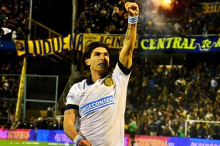 Abreu se despide de Central y podría volver a Botafogo