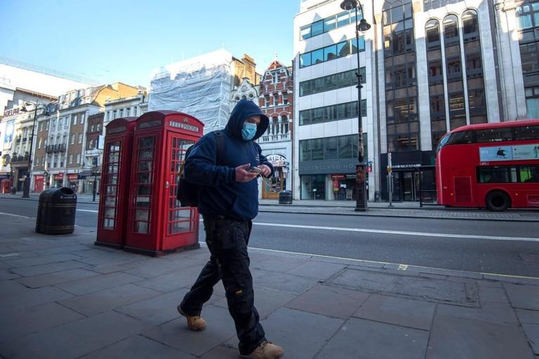 Reino Unido está sufriendo en el último año la mayor caída de su población desde la Segunda Guerra Mundial