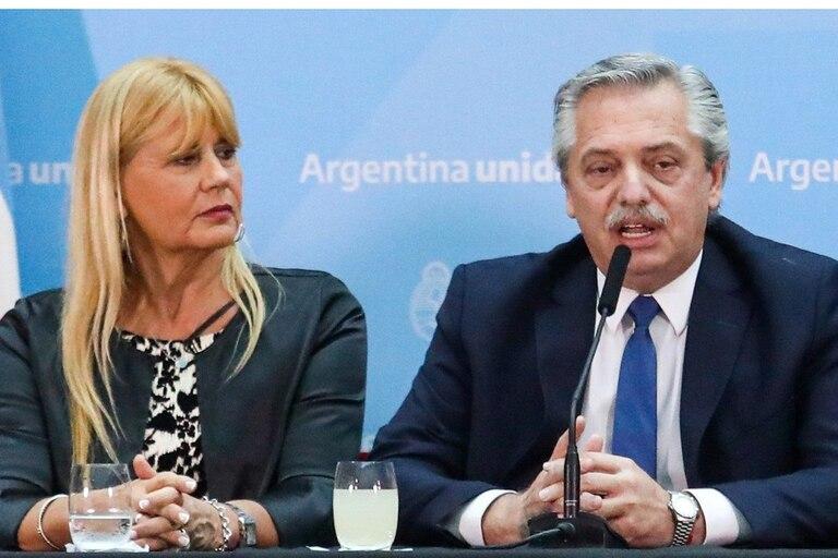 Alberto Fernández y la ministra de Justicia, Marcela Losardo, comparten la sociedad anónima Inmuebles Callao 1960 y fueron socios en un estudio jurídico y consultora
