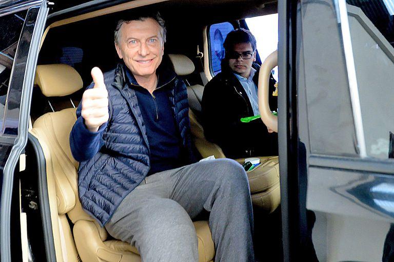 Nieto era un compañero habitual de Mauricio Macri en sus viajes al interior y al exterior
