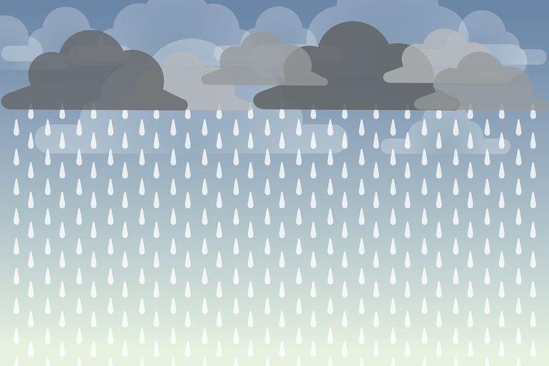 El pronóstico del tiempo para Merlo para el 13 de octubre. Fuente: Augusto Costanzo