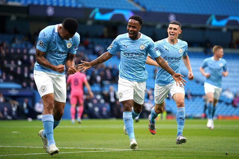 City volvió a ganar 2-1 sobre Real Madrid y se metió en cuartos de final