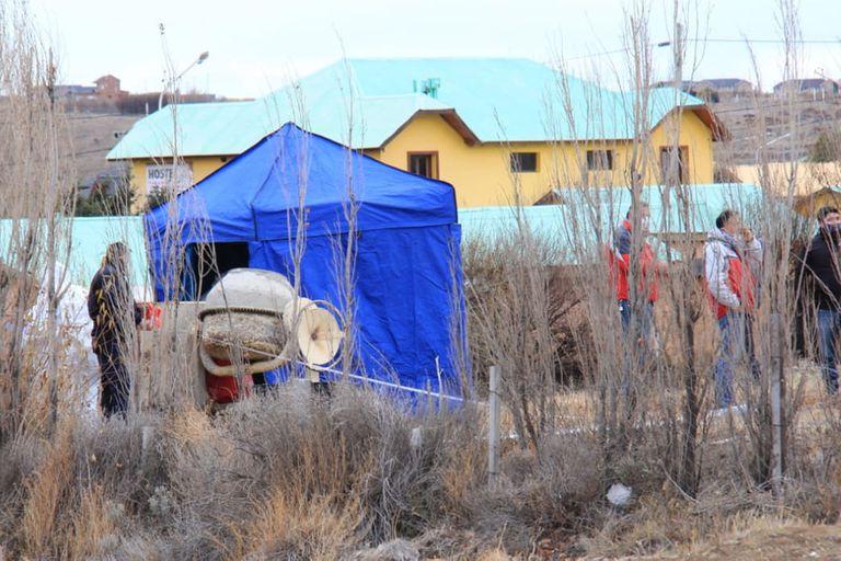 Fabián Gutiérrez fue encontrado sin vida en las afueras de una vivienda de El Calafate