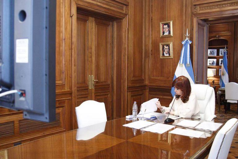 El discurso de Cristina Kirchner fue muy duro contra los jueces que deberán resolver su causa, pero también, contra el Poder Judicial en general