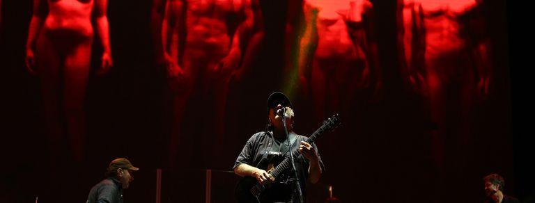 Con Las Pelotas y Massacre, el rock nacional rinde un impactante homenaje a Sumo