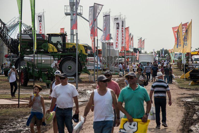 Expoagro tiene nueva fecha: se hará del 5 al 8 de octubre