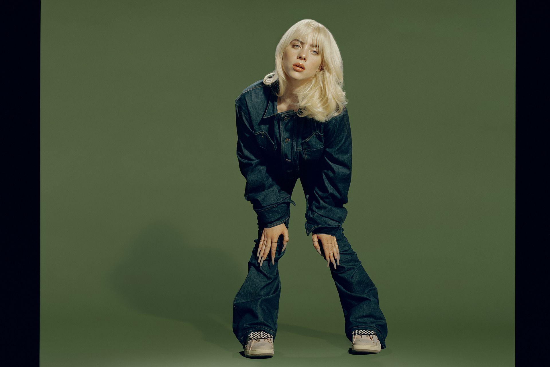Eilish basó este disco en la estética de la cantante británica Julie London, también alérgica a las demandas de la fama