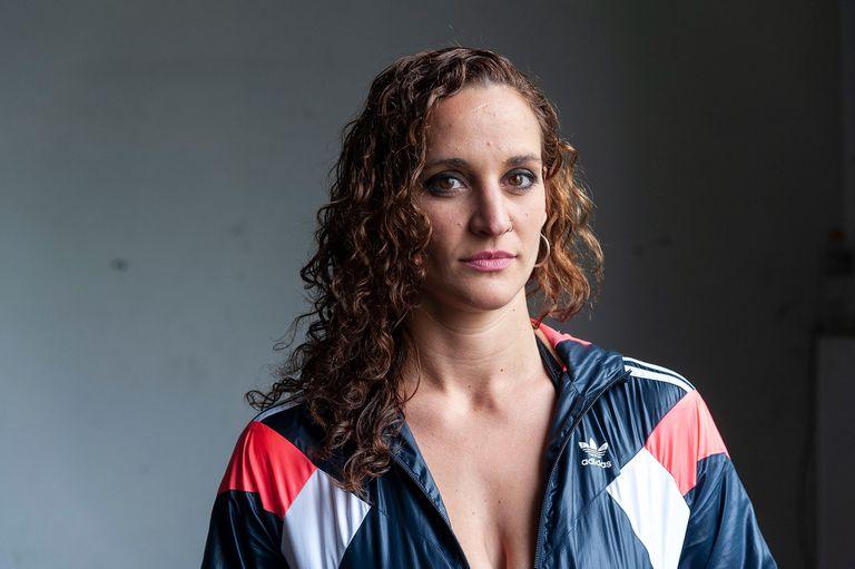 Gabi Parigi: de la gimnasia artística a los escenarios