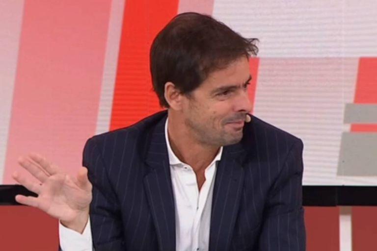 "Mariano Closs mandó al frente a los periodistas de ""ESPN F12"""