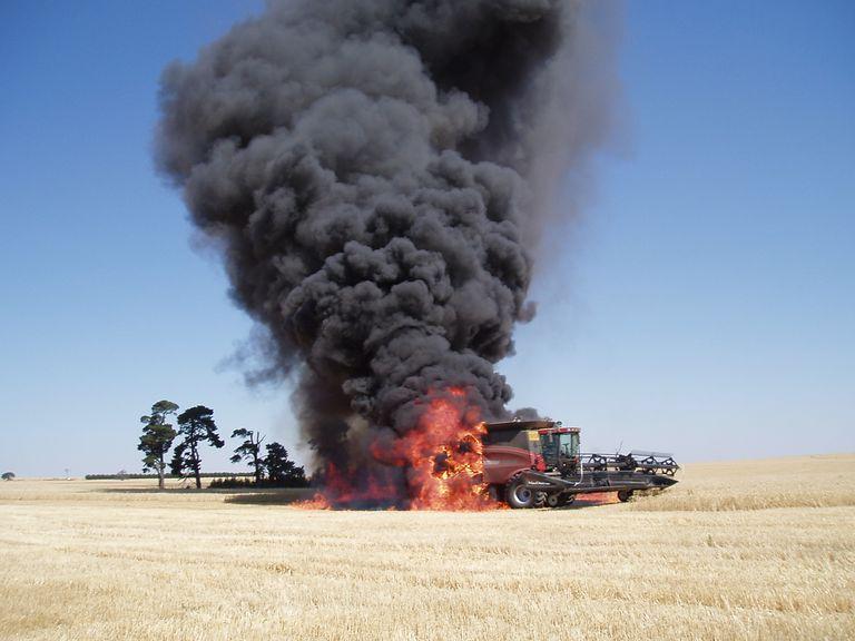 Más de 20 máquinas sufren destrucción total por año