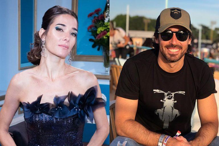 TV: Nacho Viale le dedicó un emocionante mensaje a Juana antes de salir al aire