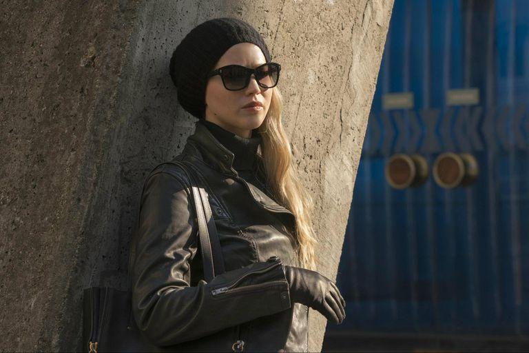 Jennifer Lawrence como una solista del Bolshoi devenida espía en Operación Red Sparrow