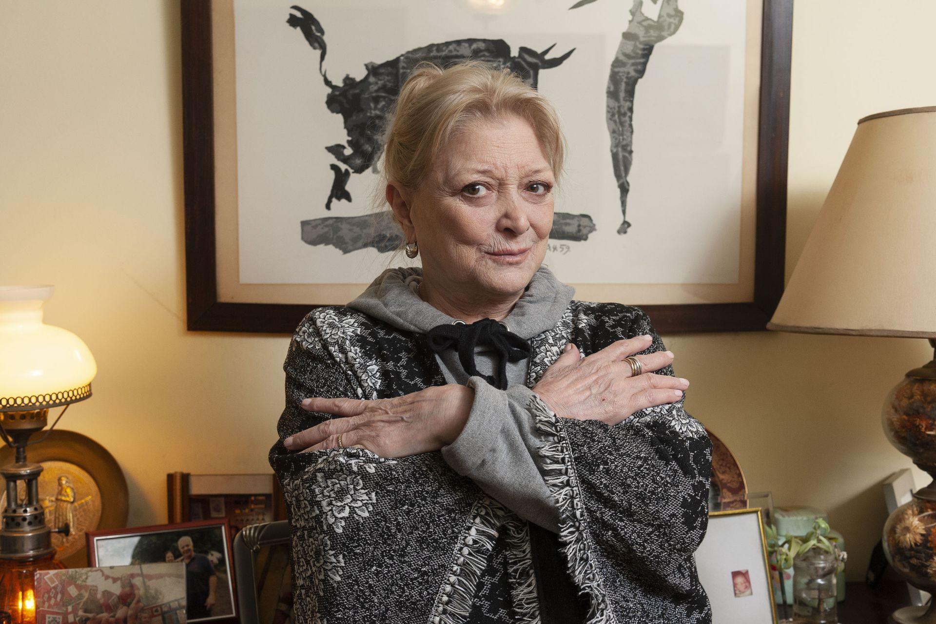 Graciela Pal reflexiona sobre su extensa trayectoria