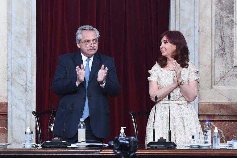 Apertura de sesiones 2021, en vivo: Alberto Fernández abre el año legislativo