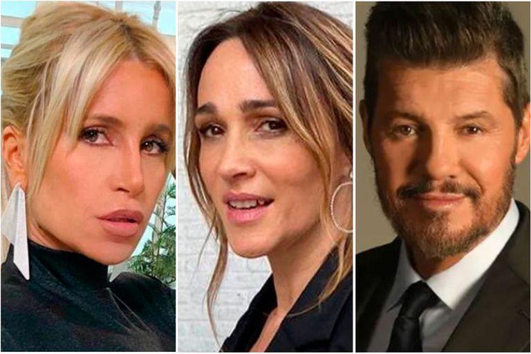 El desquite de Tinelli, Peña y Lozano, ¿qué pasó con los números de sus programas?