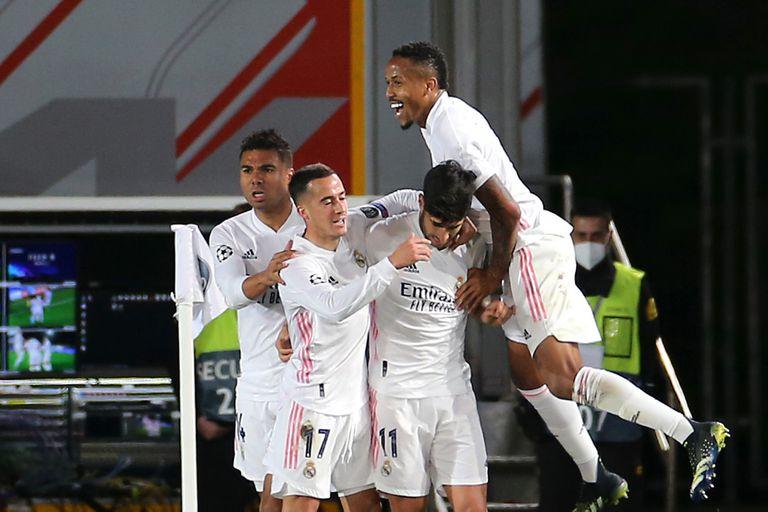 Real Madrid festejó como local ante Liverpool e irá a Anfield con una ventaja significativa.