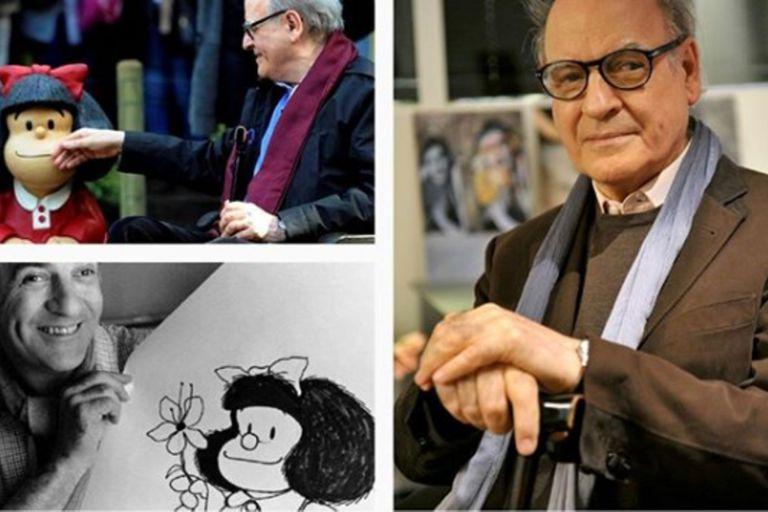 La muerte de Quino: la cronología completa del creador de Mafalda