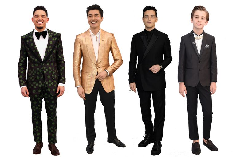 Premios SAG 2019: los varones se destacaron en la alfombra roja