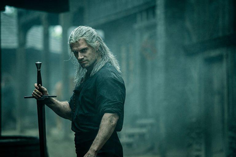 Henry Cavill como Geralt, protagonista de The Witcher