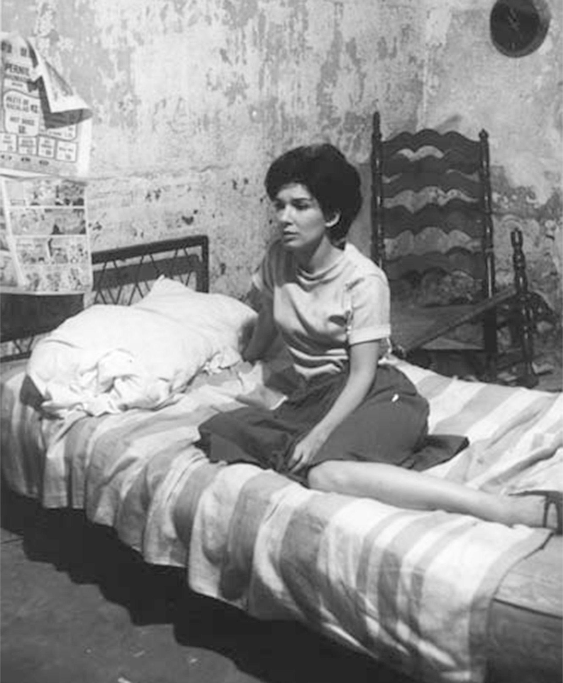 Graciela Borges en La chica del lunes (1967)