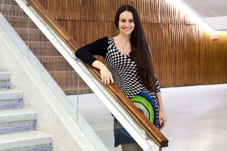 Elisabetta Riva, directora general del Teatro y quien impulsó el proyecto de remodelación