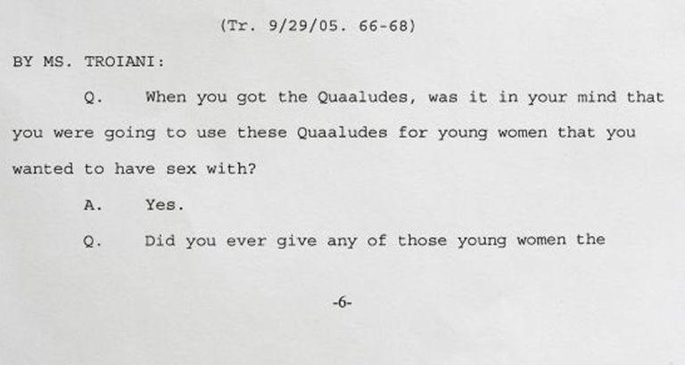 Bill Cosby, con varias denuncias por abuso, en una de sus charlas de vida