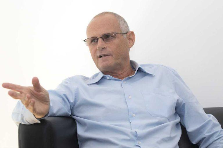 Beltrame vino al país invitado por Julio Conte Grand, Procurador General de la Provincia de Buenos Aires y dictará una capacitación a los 19 fiscales bonaerenses