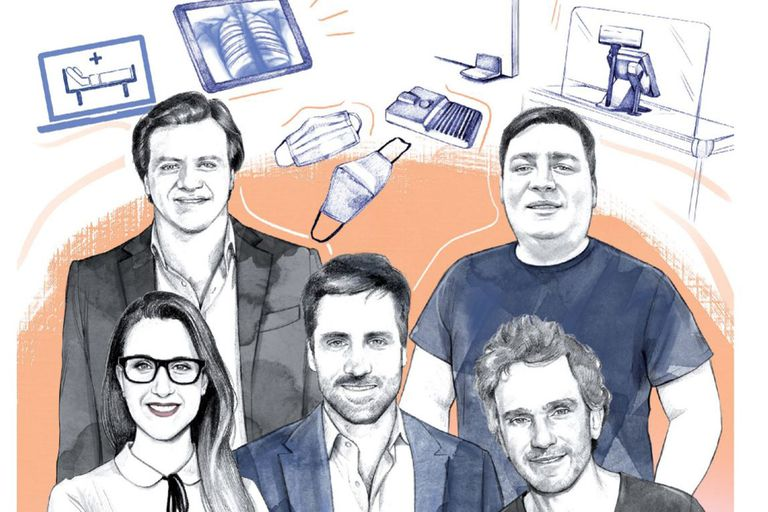Cinco historias de argentinos que apelaron al ingenio para reconvertirse en tiempo récord y generar o potenciar innovaciones con alcance social en medio de la crisis del Covid-19
