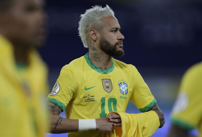 Neymar, puro desequilibrio para Brasil
