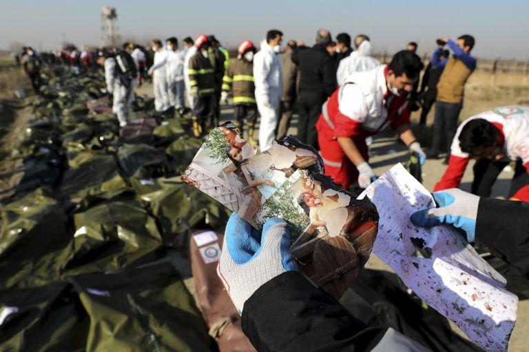Crece la presión sobre Irán por la investigación de la tragedia aérea