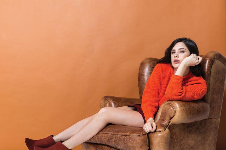 "Delfi Chaves: ""Tuve que aprender a dejarme acompañar"""