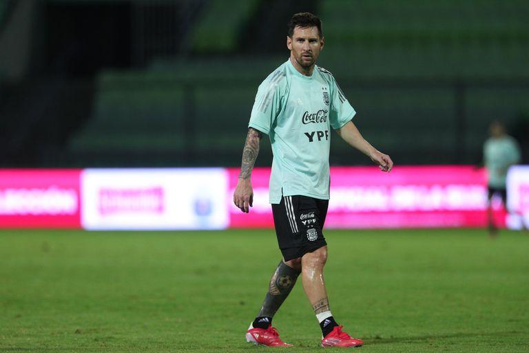 La curiosa colección que completará esta noche Lionel Messi contra Venezuela