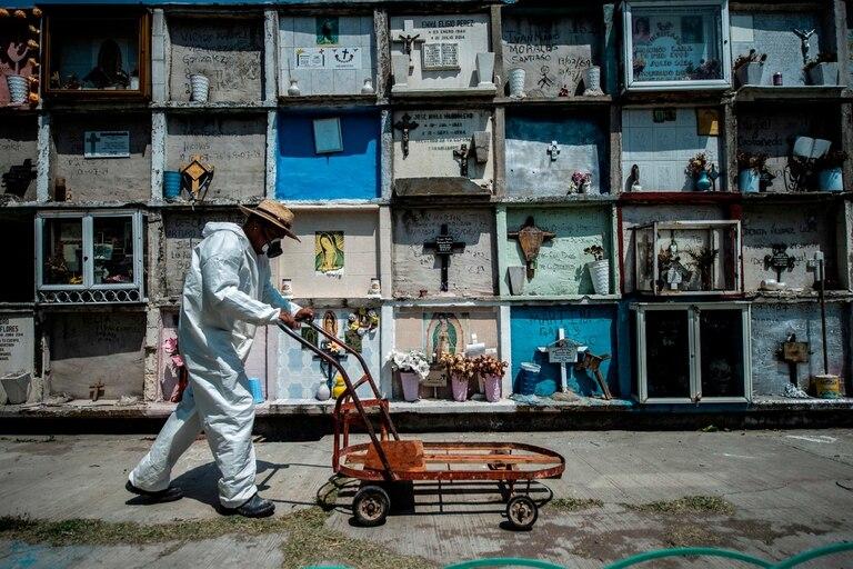 América Latina es ya la segunda región con más muertos por Covid-19
