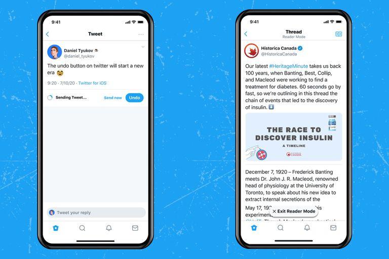Twitter ahora permitirá que los usuarios pagos editen un tuit para corregirlo, pero sólo hasta 30 segundos después de la publicación