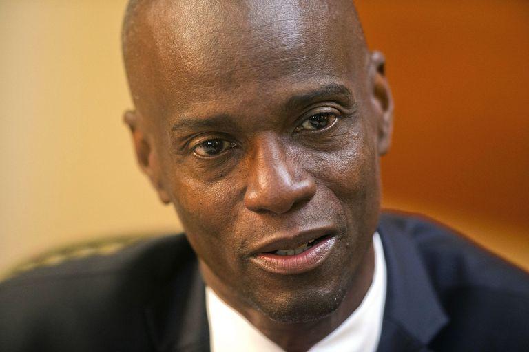 Jovenel Moïse, el presidente asesinado la semana pasada en Haití