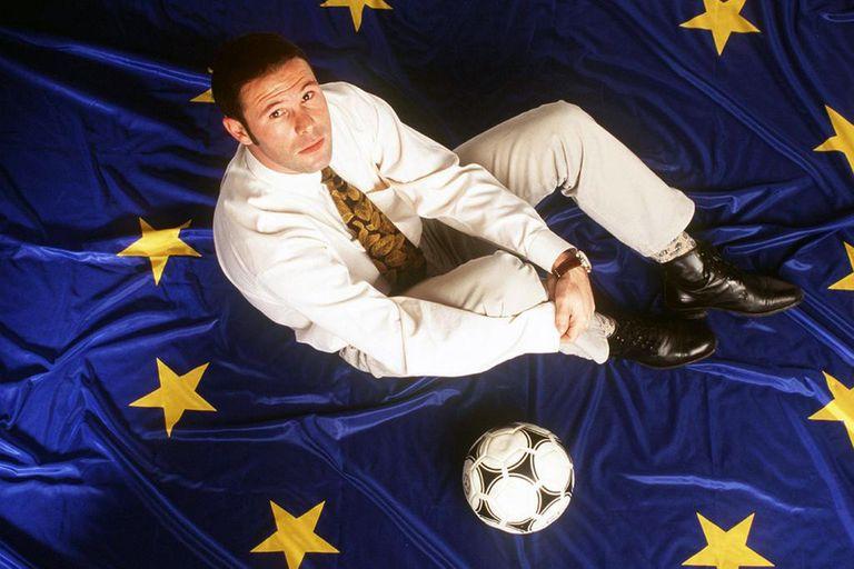 La creación de la Unión Europea fue fundamental para que Bosman ganara el juicio